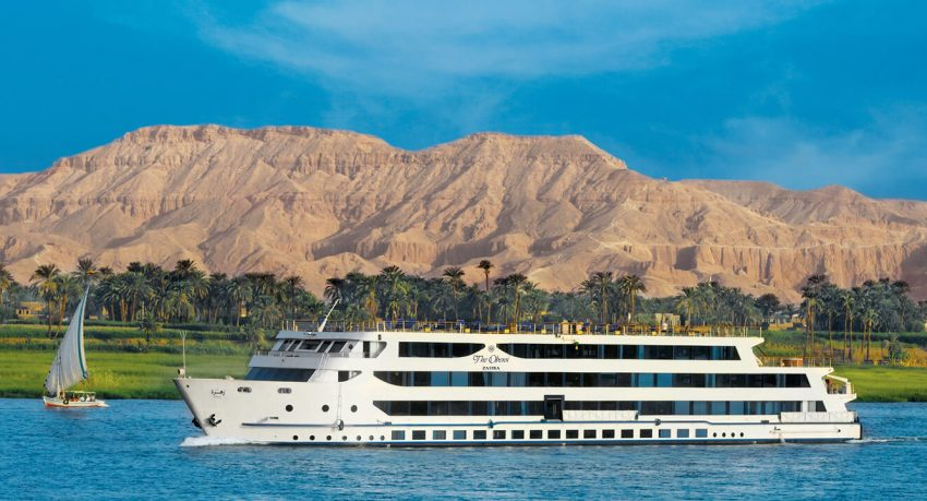 The Oberoi Zahra Nile Cruise- nile river cruise